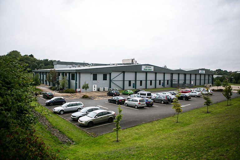 Petrow invests in latest laser scanning technology at £4m factory