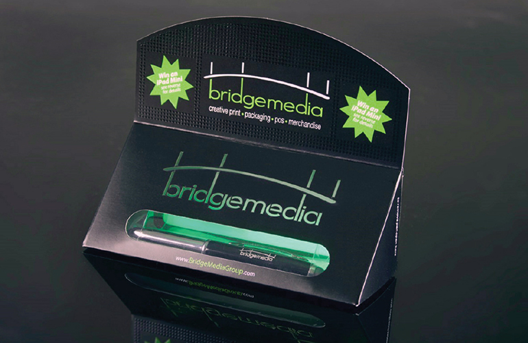 Bridge Media shows off packaging expertise at MCV Awards with stunning gift box