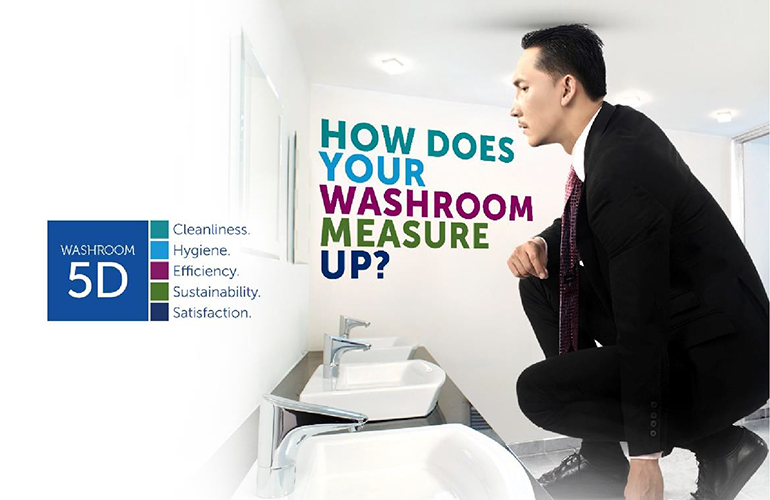 KCP Launches Washroom 5D Programme at ISSA/INTERCLEAN 2016