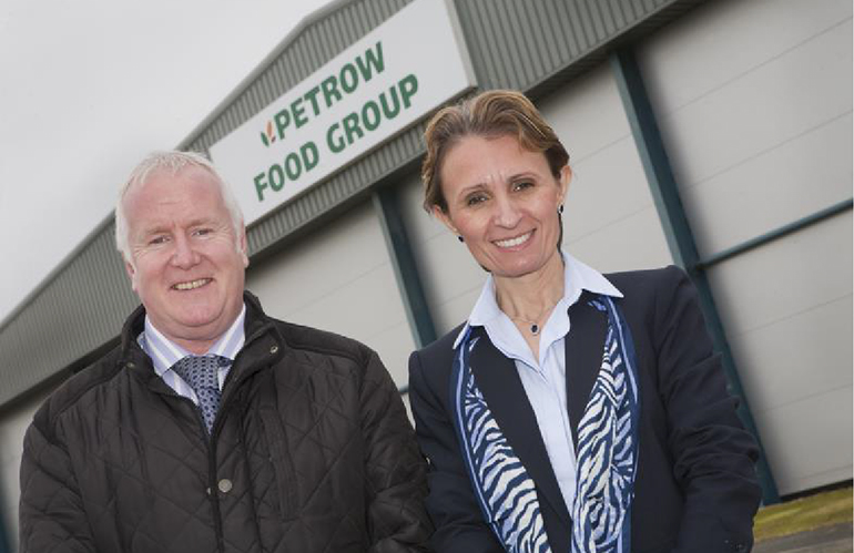 Petrow Creates Recipe for Success with New Appointments