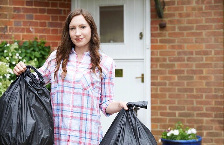 Think men still empty the bins? What a load of rubbish!