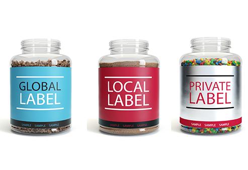 Petainer Local Label