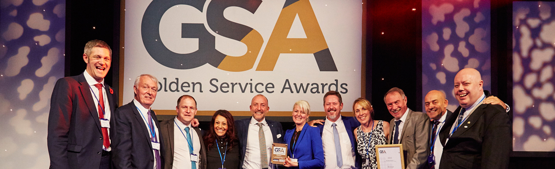 The Golden Service Awards 2015