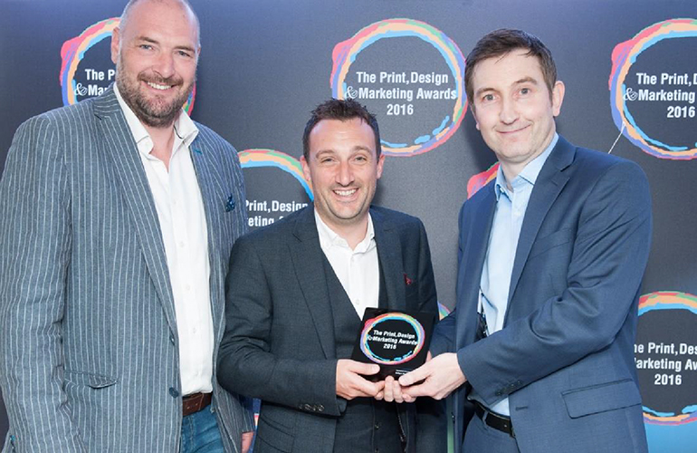 Bridge Media Group Wins Packaging Award