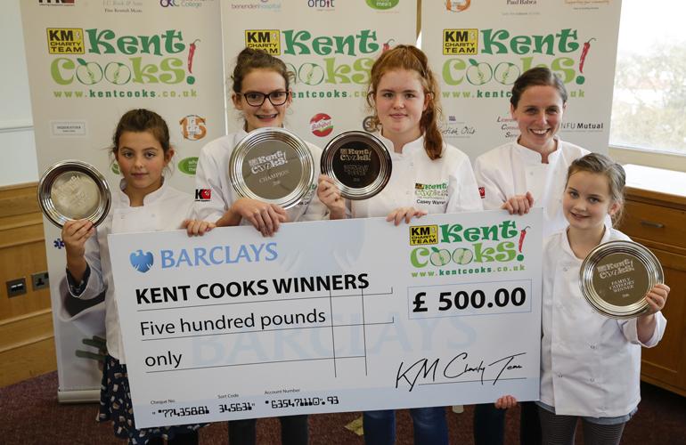 Kent Cooks Winners