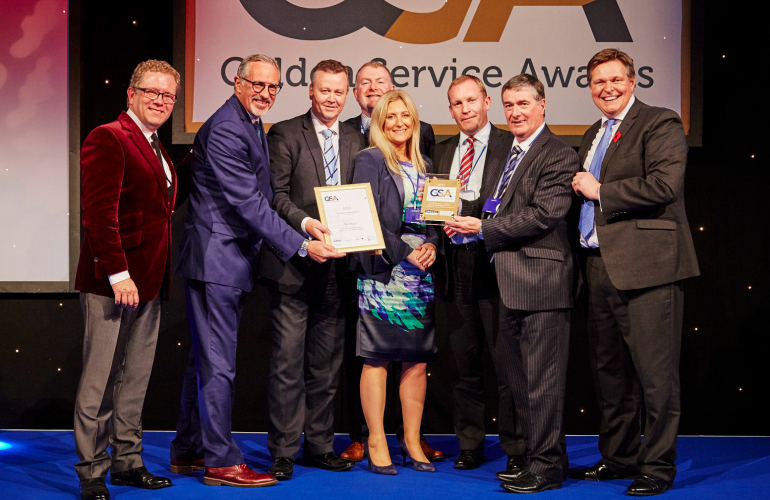 2018 Kimberly-Clark Professional Golden Service Awards opens for entries