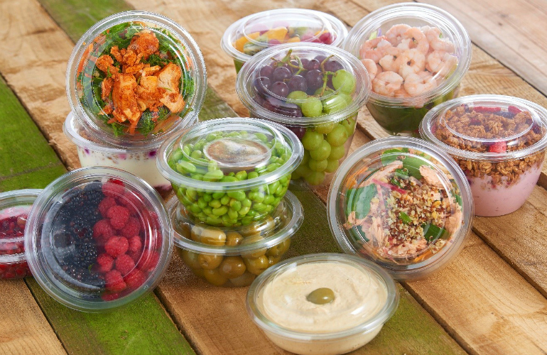 Tri-Green is the clear choice for families and food-to-go retailers