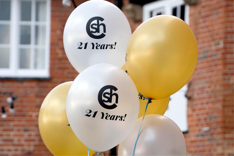 21 Years of SHC