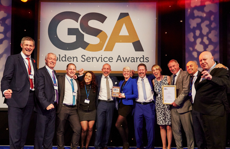 Finalists Announced for the Kimberly-Clark Professional Golden Service Awards 2018