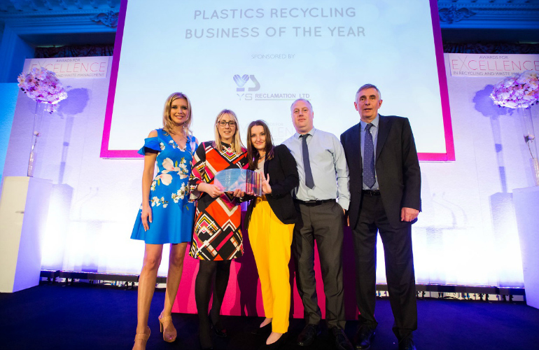 Award confirms recycling best practices