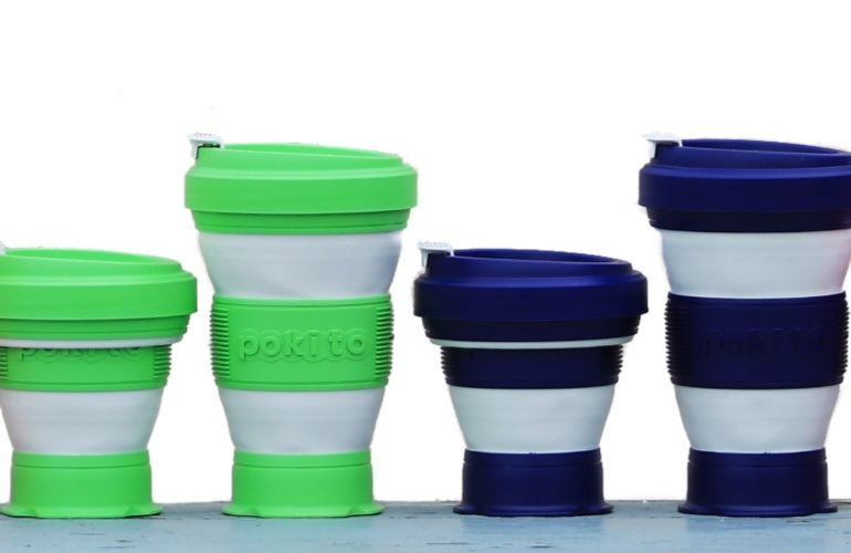 pokito – the pop-up cup that stands proud in a crowd