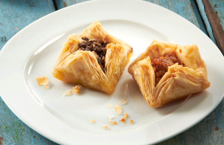 """""""Filo-Delight"""" – a new authentic sweet pastry from Dina Foods"""