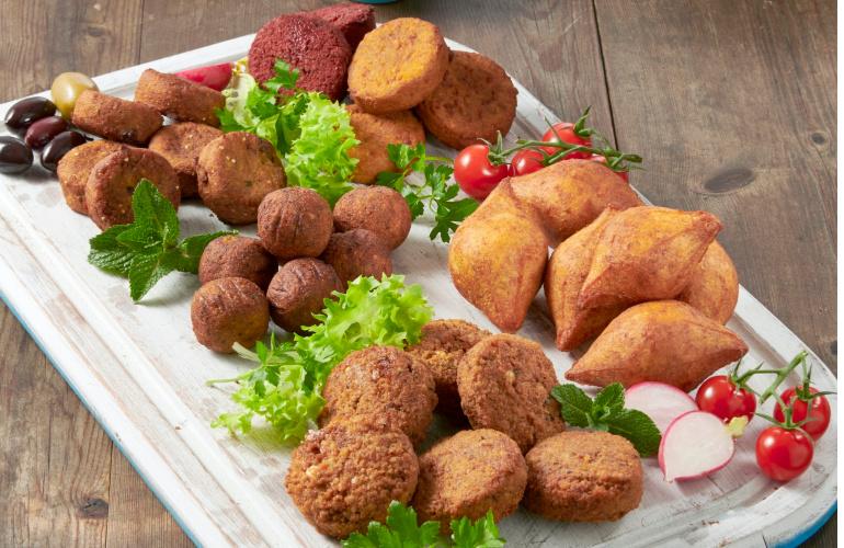 Fantastic (Healthy Vegetarian) Falafel from Dina Foods, The Falafel Experts