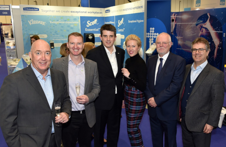 Kimberly-Clark Professional Golden Service Awards 2020 launched at The Cleaning Show
