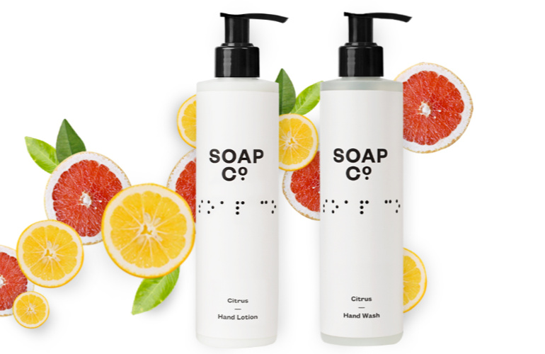The Soap Co. puts the spring into its Citrus washroom fragrance for 2019