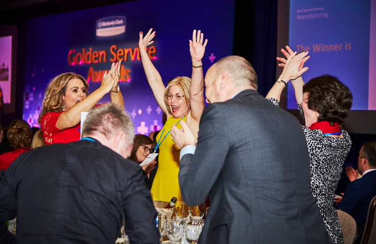 The 2020 Kimberly-Clark Professional Golden Service Awards opens for entries