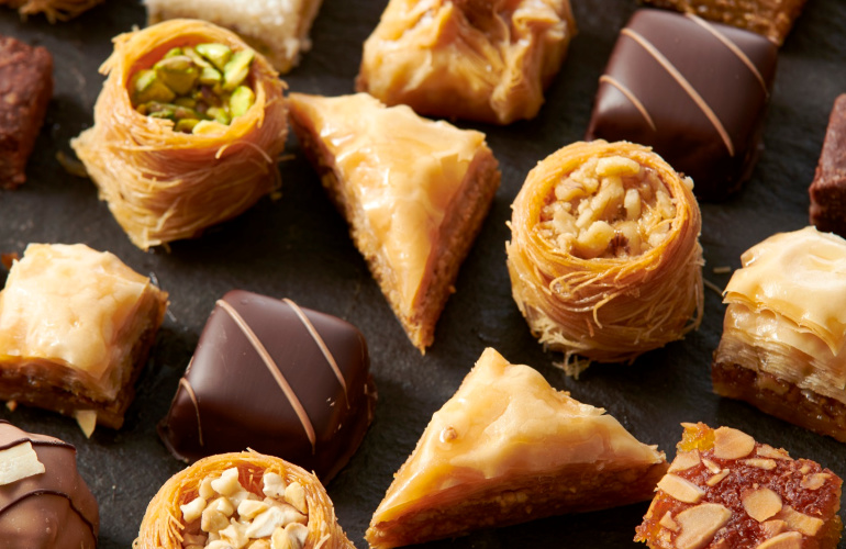 Dina Foods to showcase its traditional Baklawa assortments and Filo Delights pastries at PLMA