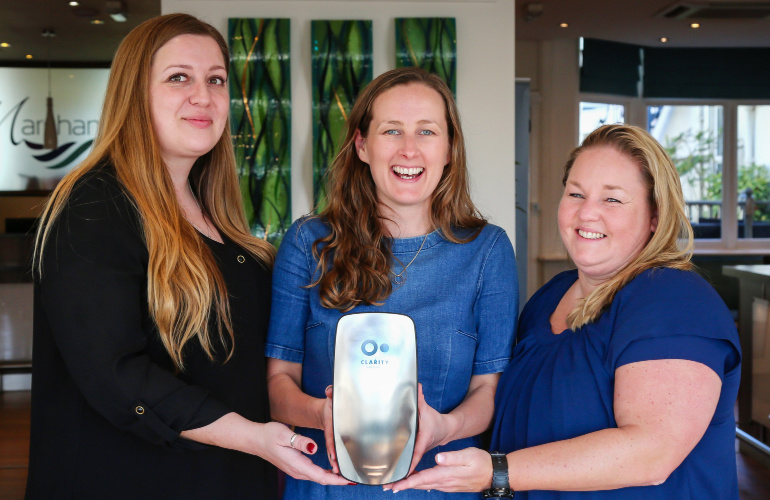 Social enterprise, CLARITY & Co., cleaning up in the quality mid-range hotel sector