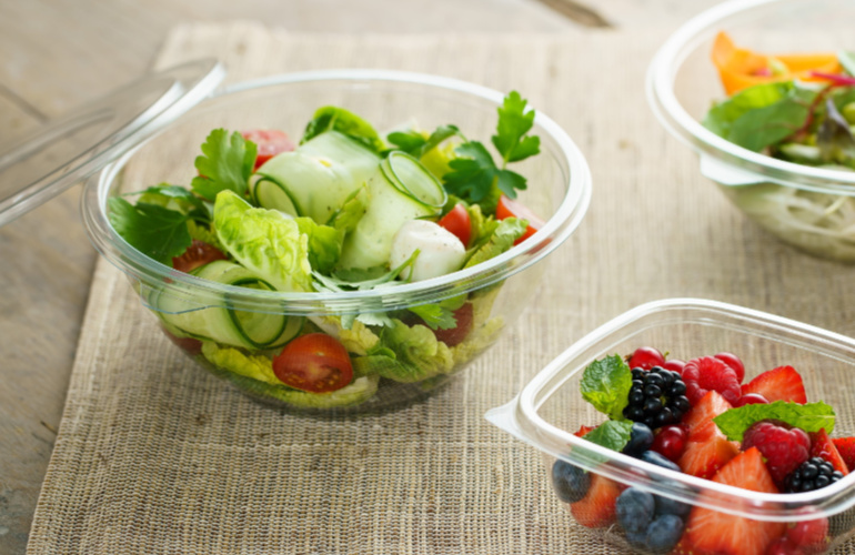 Sabert launches foodservice products made from 100% rPET