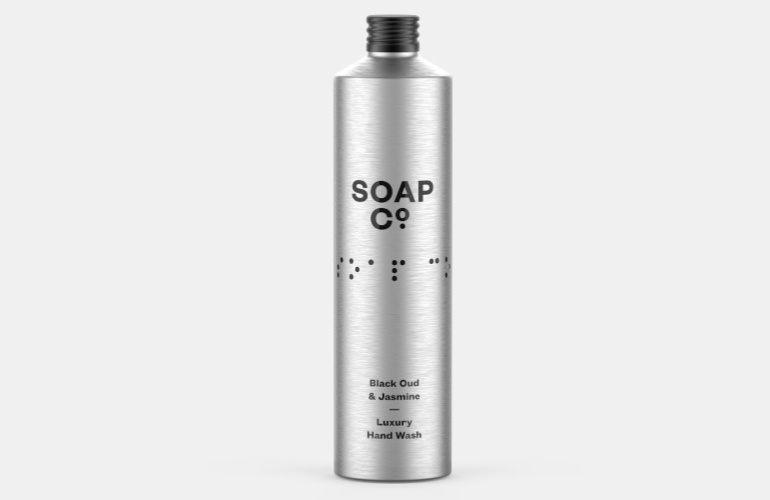 Luxury bath and beauty social enterprise brand The Soap Co., has partnered with Global Amenities Direct (GAD)
