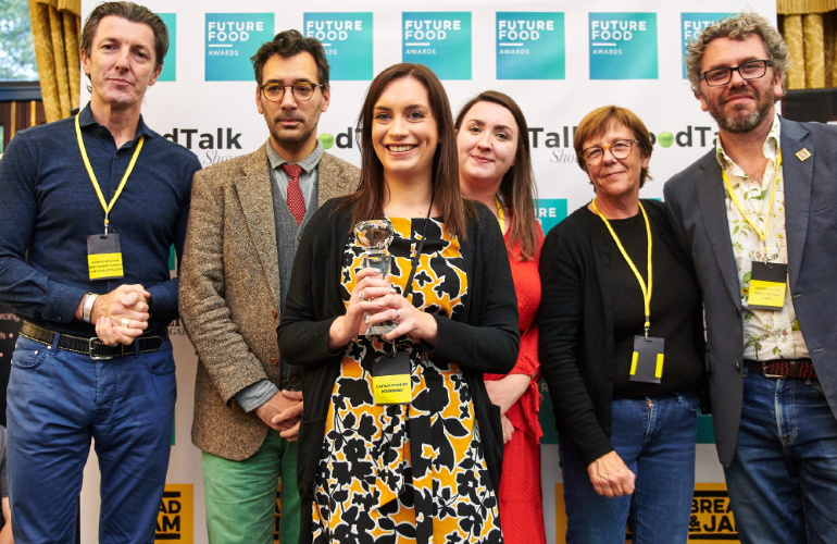 Supreme Champion named at inaugural Future Food Awards
