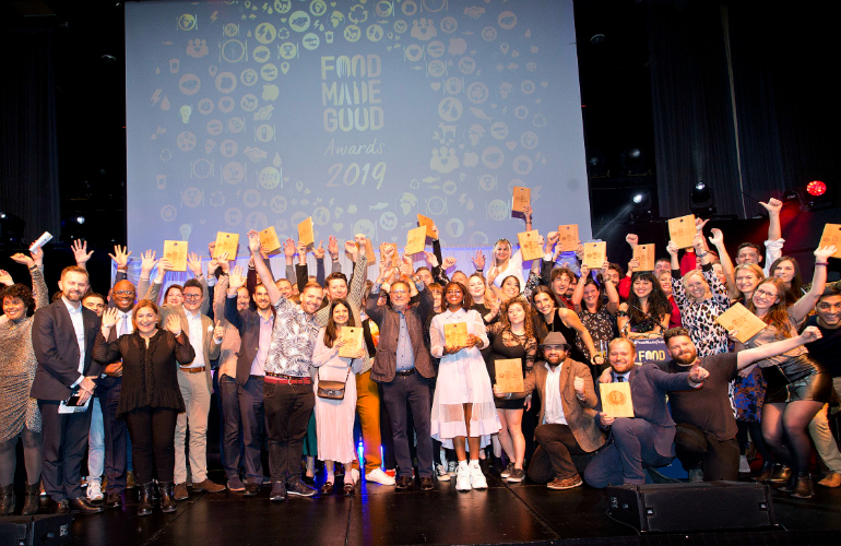 Eco-friendly InnuScience proud to sponsor 'Chef of the Year' at Food Made Good Awards