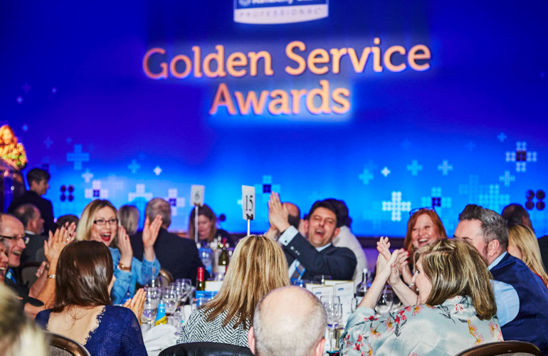 Finalists Announced for the Kimberly-Clark Professional Golden Service Awards 2020