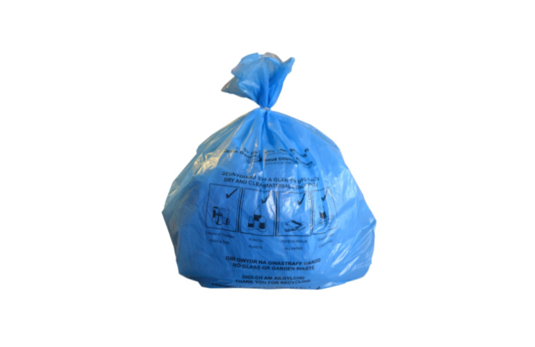 Berry bpi recycled products wins contract to supply Welsh council  with refuse sacks manufactured from recycled polythene