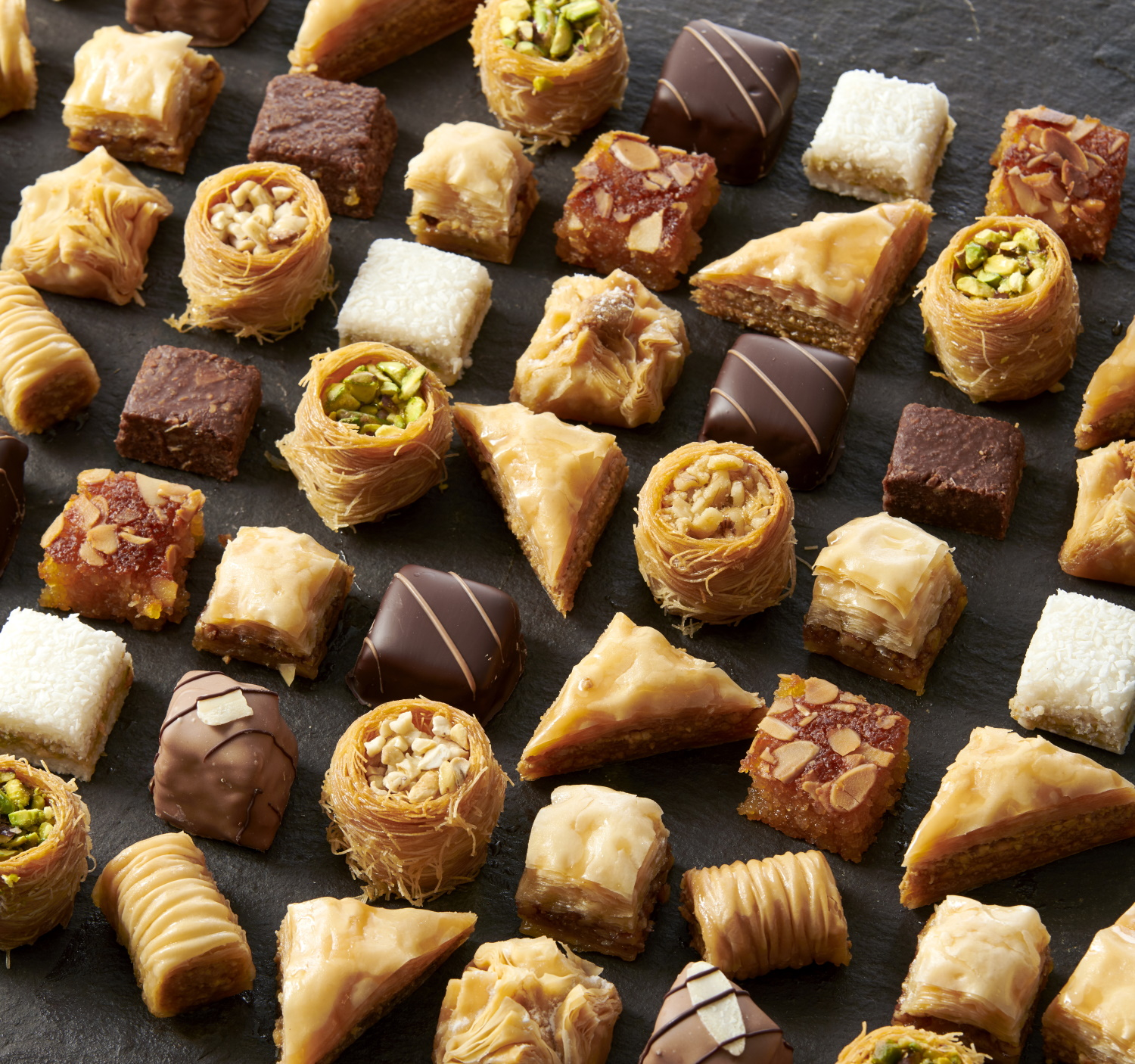 Dina Foods' brings sweet choices to ISM 2020
