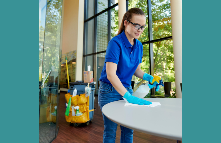 Hygiene does not stop at the washroom says Kimberly-Clark Professional