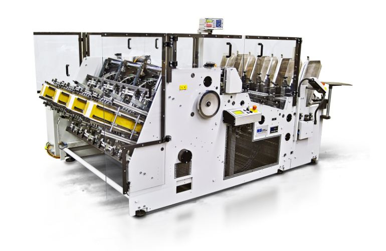 Amipak continues to invest in the future, installing high performance Heiber+Schröder tray forming machine