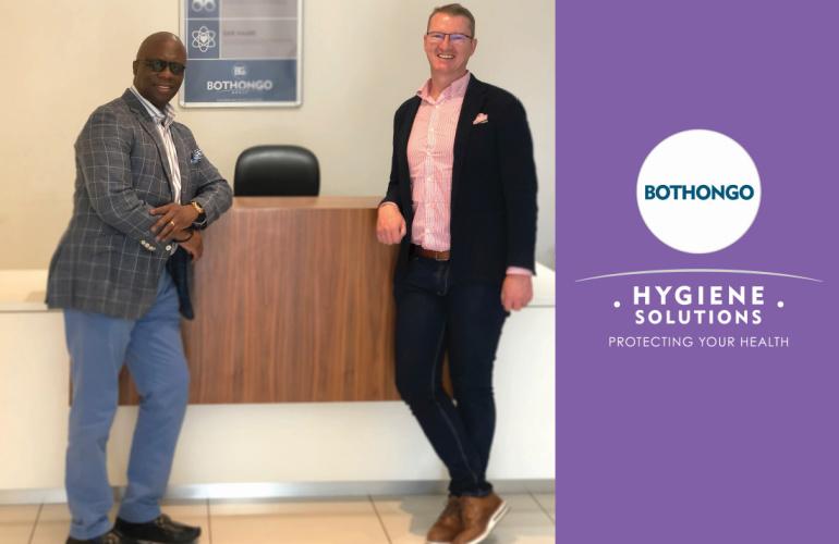Healthguard Hygiene is now Bothongo Hygiene Solutions
