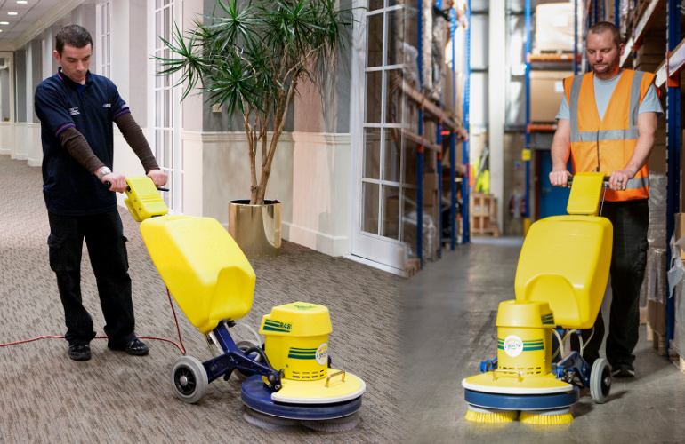 Truvox International brings the manufacturing of the Cimex® carpet and hard-floor cleaning range back to the UK