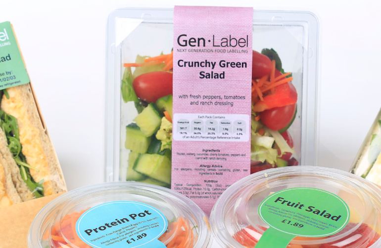Tri-Star Packaging introduces Gen-Label – the next generation of food labelling